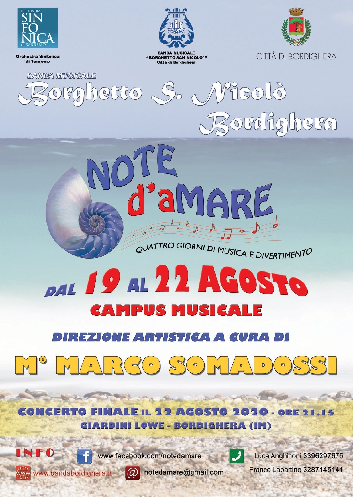 Note d'aMare